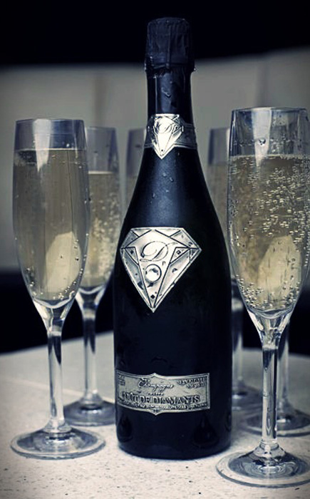 Diamonds Champagne